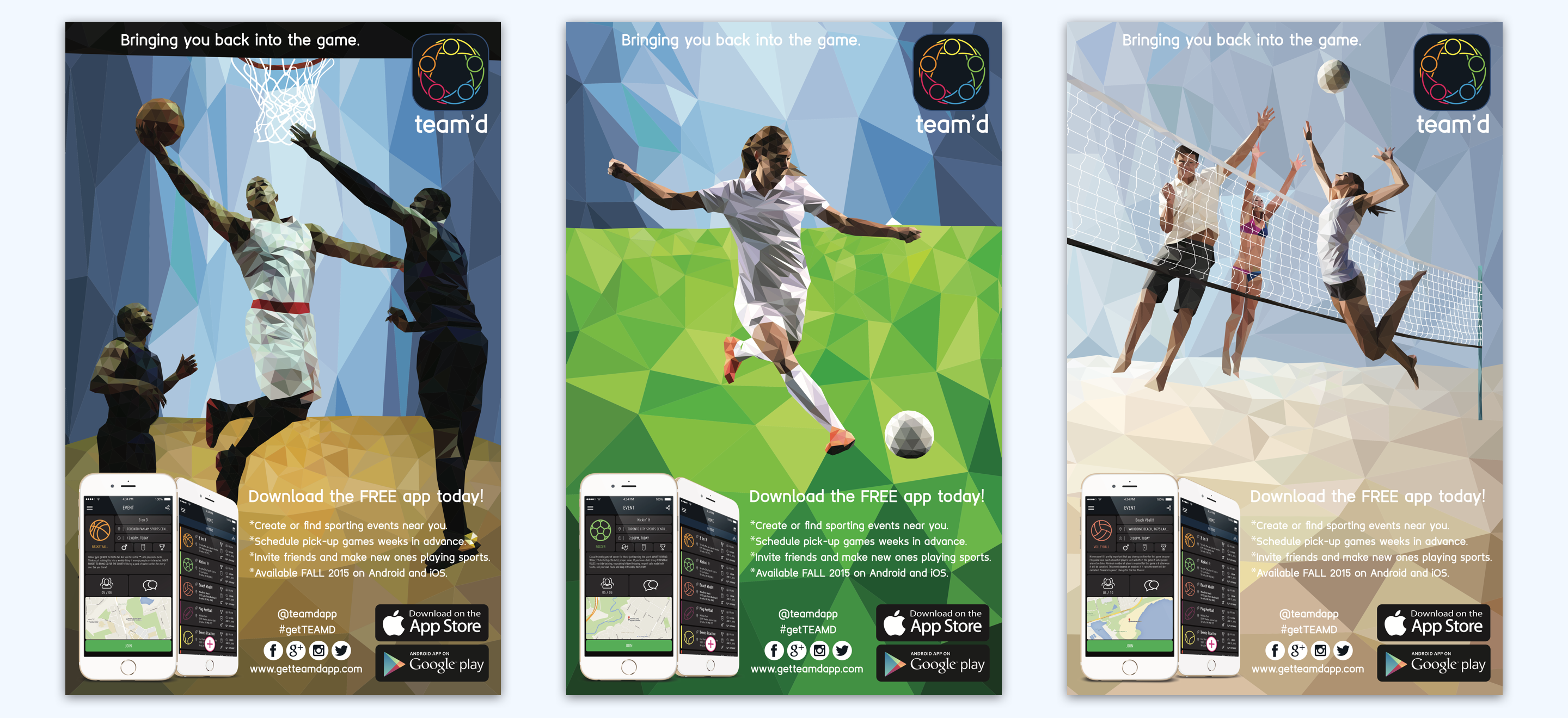 Poster design app android - Posters